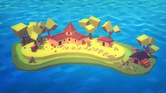 Lowpoly 3D Worlds  This Lowpoly Asset Pack contains a wide range of environment…