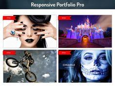 Responsive Portfolio WordPress Plugin