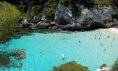 Top beaches in Europe - Macaralleta beach Menorca - European Best Destinations