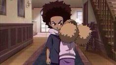 When you mad at your girl and she wanna love on you..