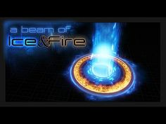 UDK - A beam of Ice & Fire FX