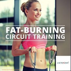 Improve muscular endurance along with functional strength and fat loss with #circuit #training