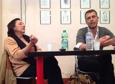 Laura Lepri e Ivan Cotroneo