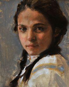 Pintura de Johanna Harmon