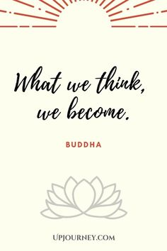 Here are the most inspirational Buddha quotes and sayings that will bring you comfort, happiness, inner peace, and mindfulness in life. Buddha Quotes Tattoo, Best Buddha Quotes, Inspirational Quotes About Strength, Motivational Words, Think Positive Quotes, Happy Quotes, Love Quotes, Peace Quotes, Quotes About Peace