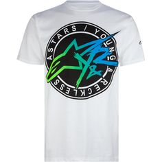 YOUNG & RECKLESS x ALPINESTARS Mischief Mens T-Shirt