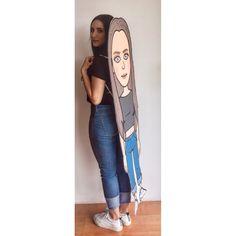Bitmoji Costume 2016 #Bitmoji #BitmojiCostume #Costume #Twins
