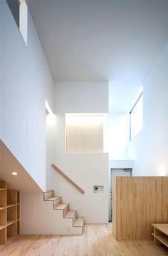 Maison a Kyobate / Horibe Naoko Architect | Architecture