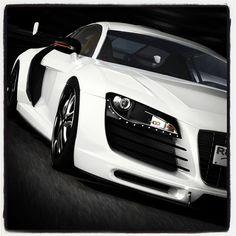 Sweet sweet Audi R8