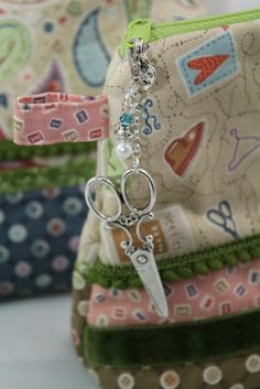 Nähutensilienkosmetiktäschen! - Pfaff Blog #Nähen #Sewing