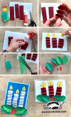 Christmas Art Projects, Christmas Arts And Crafts, Christmas Activities For Kids, Winter Crafts For Kids, Preschool Christmas, Craft Activities For Kids, Preschool Crafts, Kids Christmas, Holiday Crafts