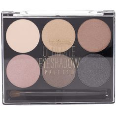 Forever 21 Ultimate Eyeshadow Palette ($5.90) ❤ liked on Polyvore featuring beauty products, makeup, eye makeup, eyeshadow, beauty, eye shadow, eyes, sparkle eyeshadow, shimmer eye shadow and matte eyeshadow