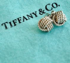 These Tiffany & Co. knot earrings are the perfect way to thank your ladies for helping you tie the knot! <3 - Bridesmaids Gifts for Every Budget