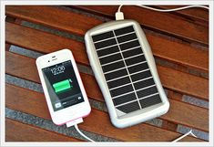 With the ability to charge over 3500 different electronic devices with nothing but sunlight, the soladec Hybrid Solar Powered Charger by MiseMet is designed to provide practical clean solar energy right out of the box, and to promote the use of renewable power sources in the everyday home. Perfect for frequent travelers, outdoor enthusiasts, or for emergency situations, the Soladec is a versatile all-in-one device that can be used anywhere using only sunlight. - See more at…