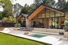 Uma casa de fazenda contemporânea para sonhar - Casa Vogue | Casas