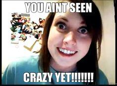 Dating crazy girl