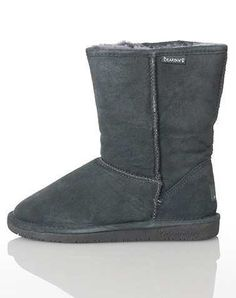 #FashionVault #bearpaw #Women #Footwear - Check this : BEARPAW WOMENS Grey Footwear / Boots 5 for $19.95 USD