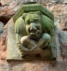 METAL ON METAL: Gargoyles, Grotesques, Chimeras, part 1