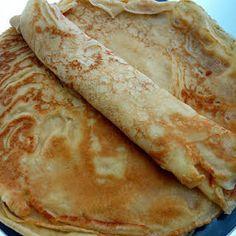 Easy German Pancakes Recipe- pancakes re very popular in Germany. Enjoy this aut… Easy German Pancakes Recipe- pancakes re very popular in Germany. Enjoy this authentic German recipe. Pancakes Easy, Pancakes And Waffles, Baked Pancakes, Easy German Recipes, Austrian Recipes, French Recipes, German Pancakes Recipe, German Potato Pancakes, Pancake