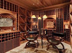 Cool Home Wine Cellar Design Shelterness Image