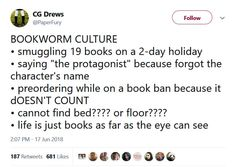 Bookworm Culture