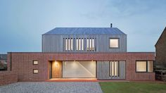 Image 1 of 24 from gallery of Broad Street House in Suffolk  / Nash Baker Architects. Photograph by Nick Guttridge