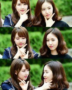 -- #sinb #yerin #여자친구 #신비 #예린 #kpopfollow #gfriend #sowon #eunha #yuju #umji #girlgroup #kpop #sinrin #sinb #yerin
