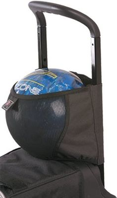 KR Strikeforce Joey Bowling Bag (Black) by KR. Save 6 Off!. $14.99. A much-needed accessory for any bowling enthusiast, a Joey from KR stores and safely transports an additional bowling ball outside of the bowling bag. The Joey slips over the extended handle of wheeled bowling bags, with a VELCRO® brand closure to secure it in place.