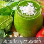 This list of Green Smoothies from incredible smoothies will help you keep your new year resolutions!