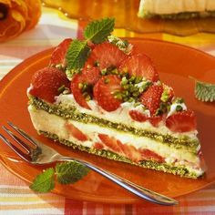 Food Porn, Pavlova, French Toast, Cheesecake, Food And Drink, Sweets, Baking, Breakfast, Ethnic Recipes