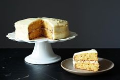 Carrot Cake with Cardamom | 15 Unusual Cakes You Need To Make Right Now