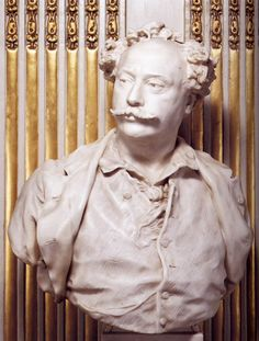 Alexande Dumas Fils by Jean-Baptiste Carpeaux Wassily Kandinsky, Carpeaux, French Sculptor, Jean Baptiste, Auguste Rodin, Jeans, Sculpting, Fine Art, Faces