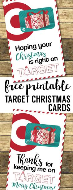 Target Christmas Gift Card Holders Teachers, Friends, Neighbors – Paper Trail Design – Diy Gifts For Friends Diy Christmas Baskets, Easy Diy Christmas Gifts, Teacher Christmas Gifts, Diy Christmas Cards, Christmas Design, Holiday Gifts, Easy Teacher Gifts, Holiday Dinner, Christmas Projects