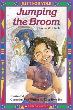 My picture book, Ellen's Broom (G. Putnam's Sons) debuted yesterday. It's a Reconstruction-era story, illustrated by Daniel Minter and published by G. Putnam's Sons… Black Children's Books, Black History Books, Books For Autistic Children, Childrens Books, African American Literature, American Children, Jumping The Broom, Best Kindle, Reading Rainbow