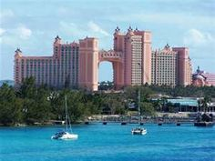 Paradise Island--The Atlantis Resort--stayed in the Royal Towers--absolutely the most beautiful resort I've been to!!!!!