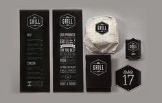 The Grill Bar & Restaurant | Bestmenudesigns.com