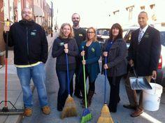 open house clean team