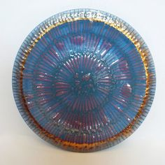 Craxy for the coolness that is Higgins Glass Ray Platter  From Fab.com...exquisite