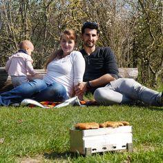 Perfekt für die kleine Familie - GRILLMETER mini Mini, Couple Photos, Couples, Small Grill, Tours, Crickets, Stainless Steel, Couple Shots, Couple