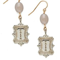 Faith from AMOREphosis Fashion Jewelry, Faith, Costume, Drop Earrings, Drop Earring, Loyalty, Fancy Dress, Costumes, Stylish Jewelry