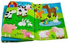 Risultati immagini per libri per bambini in stoffa