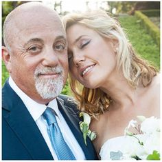 billy joel married his first wife and business manager
