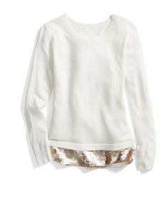 I am such a sucker for sequins. I love the unexpected dose of sparkle on this sweater. Stitch Fix Winter Essentials: Add subtle sparkle to date night with a built-in sequin layer. Pair it with black skinny jeans or leggings. Stitch Fix Fall, Stitch Fit, Stitch Fix Outfits, School Looks, Casual Outfits, Cute Outfits, Fashion Outfits, Runway Fashion, Fashion Ideas