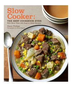 Love this Slow Cooker Paperback on #zulily! #zulilyfinds