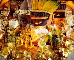 Rio Carnival, Brazil