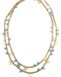 Sheer Bliss Necklace