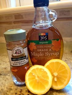 Cayenne and lemon are a winning combo | http://www.hercampus.com/school/fairfield/easy-clean-detox-recipes