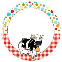 Vaca Lola Toppers - vaca lolca zenon decoracion cumpleanos Birthday Party Themes, Paper Flowers, Printables, Samara, Jenni, Google, Ideas, Bebe, Tissue Flowers