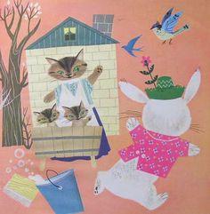 JOYEUX LAPIN:アリス&マーティン・プロベンセン  http://twin-rabbit.com/?pid=61097399