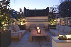 lawson robb / wilton place roof terrace, knightsbridge                                                                                                                                                                                 More